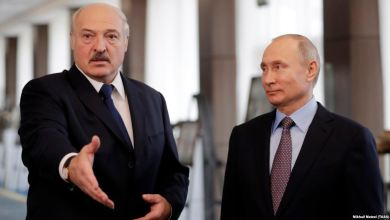 Photo of Takim Lukashenko-Putin në Soçi