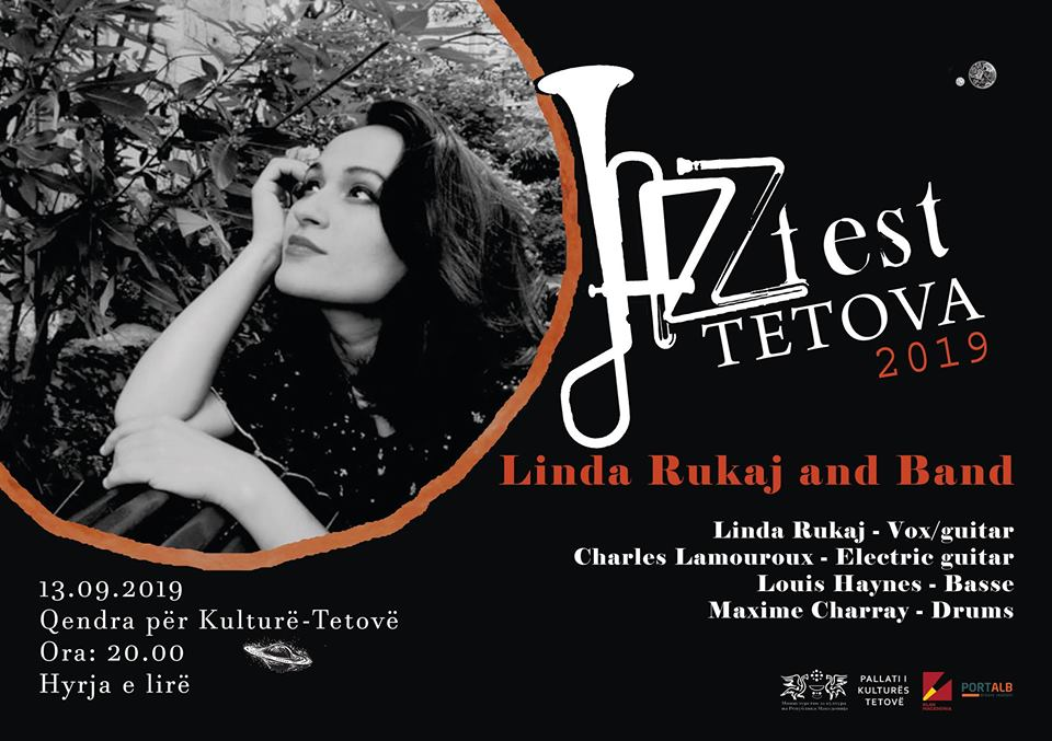 """Linda Rukaj and Band"", 13 shtator 2019"