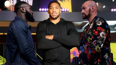 Photo of Tyson Fury konfirmon duelin e shekullit në boks me Anthony Joshua