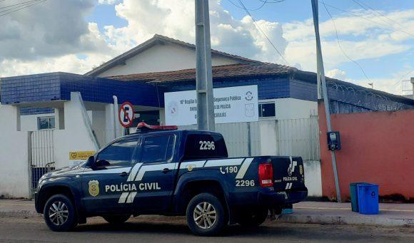 Polícia Militar prende homem acusado de assalto em Canaã dos Carajás