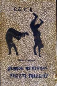 Portal Capoeira Manuscritos e desenhos de M.Pastinha Curiosidades