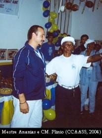 Portal Capoeira Angoleiro Paulista, Sim Sinhô! Publicações e Artigos