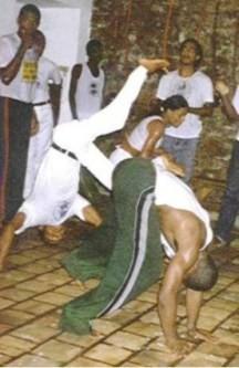 Portal Capoeira Pingo de Ouro Capoeira sem Fronteiras