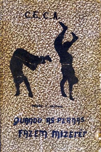 "Portal Capoeira CAPA DO ""CADERNO-ALBO"" DE MESTRE PASTINHA Capoeira da Bahia"