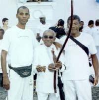 Portal Capoeira Entrevista com Mestre Bigodinho Publicações e Artigos
