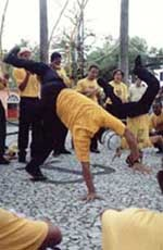 Portal Capoeira Centro de Instrução de Capoeira Angola - CICA Publicações e Artigos