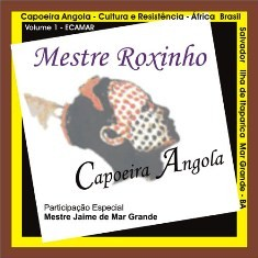 Portal Capoeira Primeiro CD da ECAMAR Musicalidade