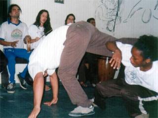 Portal Capoeira Capoeira na Visão da Mulher Angoleira Capoeira Mulheres