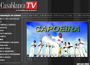 Portal Capoeira Capoeira na TV WEB Notícias - Atualidades