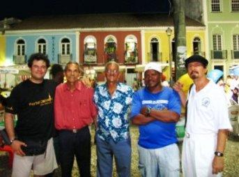 Portal Capoeira Gingando: Algumas das repercussões da viagem ao Brasil Notícias - Atualidades