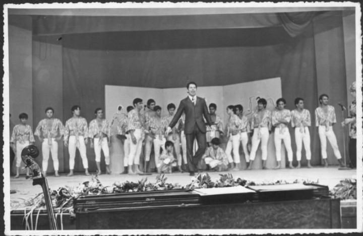 Gravação (Audio) Histórica do dia 31 de Maio de 1970