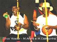 Portal Capoeira Rio de Janeiro: Capoeira e Passeata - PAN 2007 Eventos - Agenda