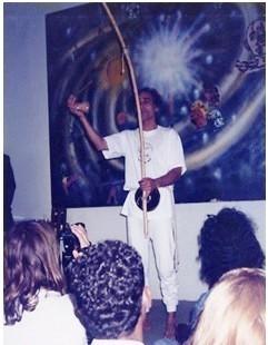 "Crônica: Capoeira ""Arma dos Oprimidos"""