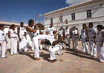 Portal Capoeira Bahia, a Meca dos capoeiristas Eventos - Agenda