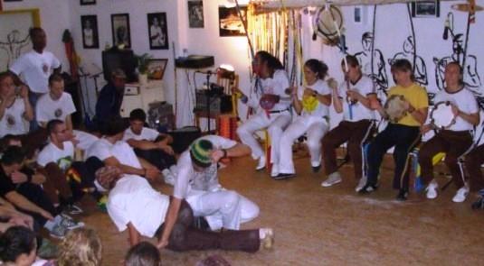 Portal Capoeira Aconteceu: Vadiação na Varanda do Cazuá Eventos - Agenda