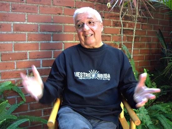 Diretor do Mestre Bimba fala sobre o Filme no Canal Brasil e na TVE