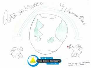 Portal Capoeira Lages: Capoeira Angola no CAIC Nossa Senhora dos Prazeres Cidadania