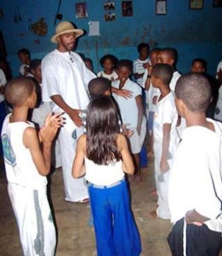 Portal Capoeira Cabo Verde: Mestre carlos Xexeu e Festival Internacional de Capoeira Eventos - Agenda