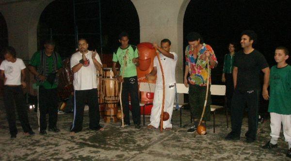 Portal Capoeira Aconteceu: RJ - Oficina de Capoeira Angola Grátis Eventos - Agenda