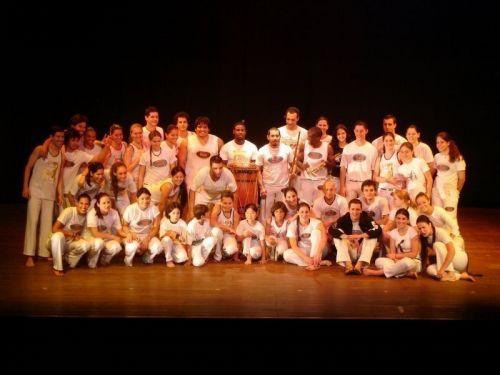 Portal Capoeira Paraná: 12° Batizado e Troca de Graduação do grupo de capoeira Raça Eventos - Agenda