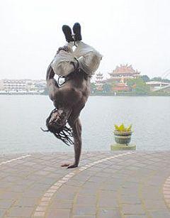 Portal Capoeira Professor Busca Longe, de Pindamonhangaba para o Mundo... Notícias - Atualidades