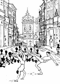 Portal Capoeira Bahia: Carnaval 2008 - Homenagem à capoeira toma uma rasteira Notícias - Atualidades