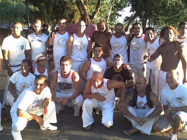 Aniversário do Mestre Gavião em Porto Alegre Ipanema – Rio Grande do Sul