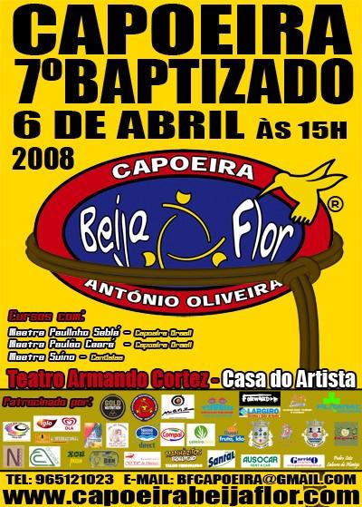 Portal Capoeira Lisboa: Workshops Beija-Flor Eventos - Agenda