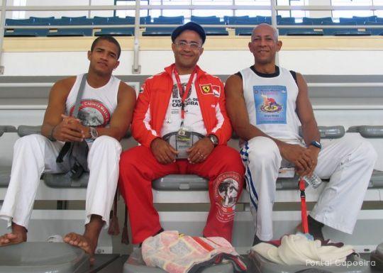 Portal Capoeira Entrevista: Mestre Bamba Conversando com o Mestre Mestres