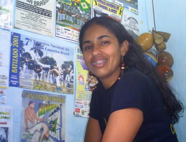 Portal Capoeira Capoeira Mulheres - Entrevista: Virgínia Passos Capoeira Mulheres