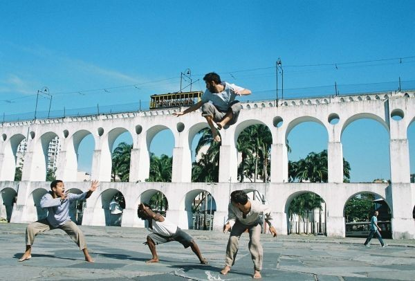 Portal Capoeira ÁGUA DE BEBER & desconto de 50% para capoeiristas Eventos - Agenda