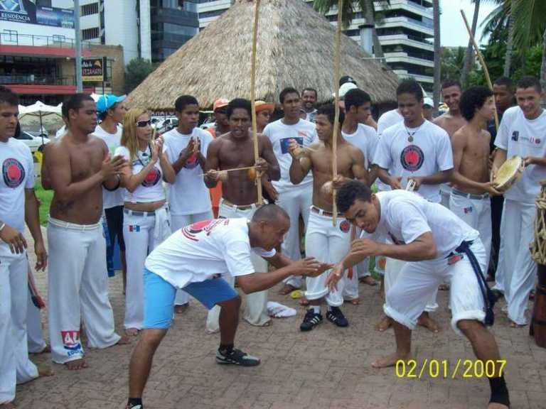 Portal Capoeira Alagoas sedia Encontro Internacional de Capoeira Eventos - Agenda