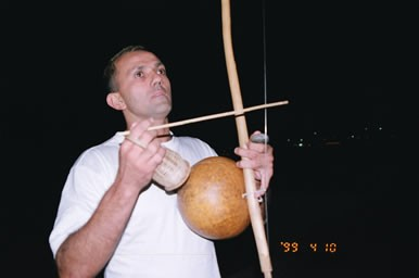 Mestre Burguês – Aniversário & Roda