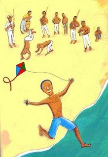 Portal Capoeira Bahia: Capoeira & Projeto em mar Grande Cidadania