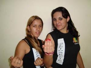 Portal Capoeira Araguari: Encontro Feminino de Capoeira Capoeira Mulheres