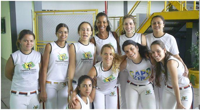 Portal Capoeira Dia da Mulher será comemorado com festival de capoeira Capoeira Mulheres