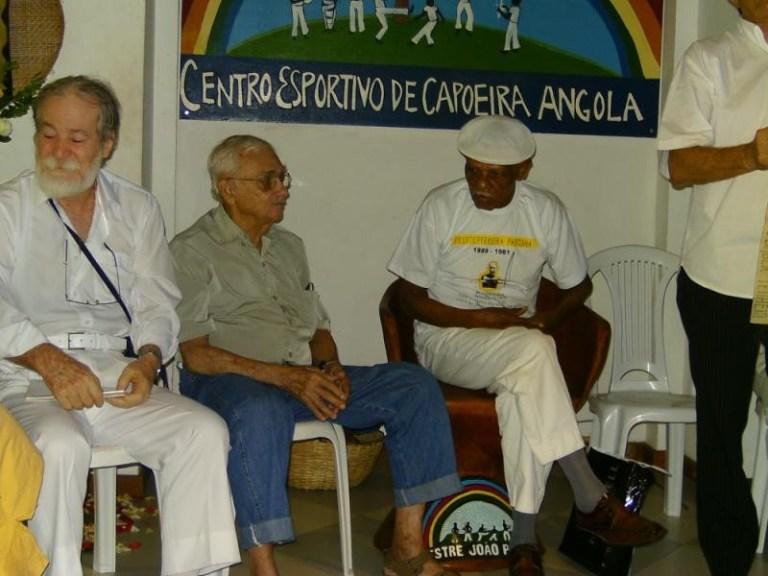 Portal Capoeira Centro Esportivo de Capoeira Angola: 120 ANOS DE MESTRE PASTINHA Eventos - Agenda