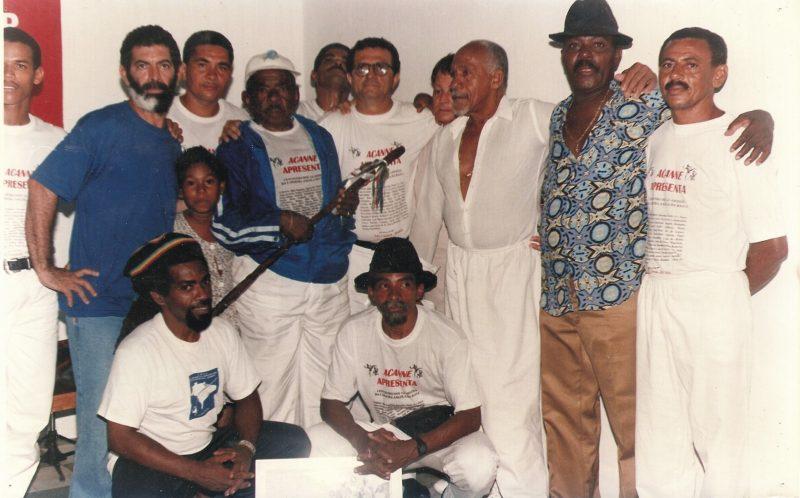 Portal Capoeira ACANNE: Comemoração do Aniversário do saudoso Mestre Caiçara Eventos - Agenda