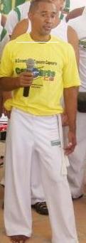 Portal Capoeira O grupo Capoarte homenageia seu grande mestre. Notícias - Atualidades