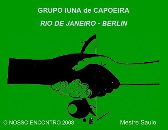 Portal Capoeira Berlim: O NOSSO ENCONTRO 2009 Eventos - Agenda