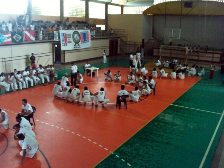 Portal Capoeira Projeto Social de capoeira fabrica campeões Eventos - Agenda