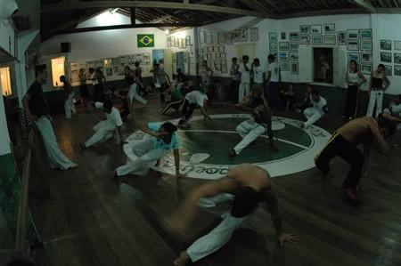 Capoeira Sul da Bahia – 4º Encontro Mundial de Capoeira