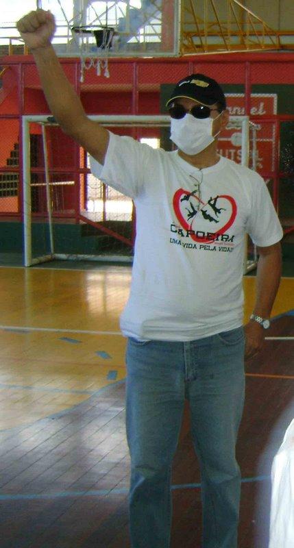 Portal Capoeira Ceará: Nota de falecimento - Mestre Soldado Notícias - Atualidades