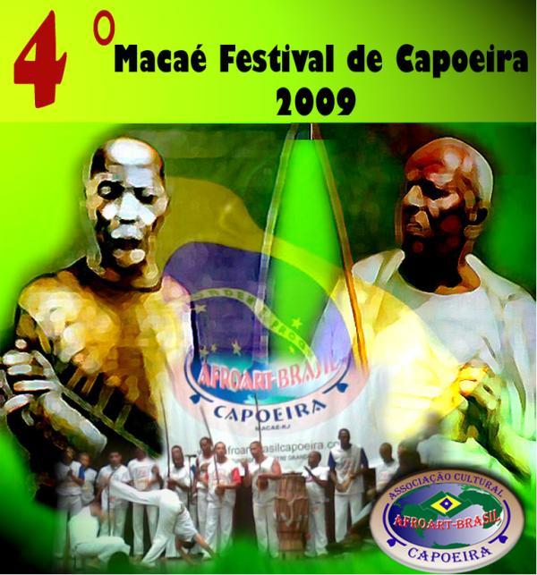 Portal Capoeira IV Macaé Festival de Capoeira Eventos - Agenda