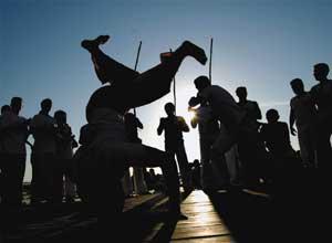 Portal Capoeira Capoeira inclui Piauí no ano da França no Brasil Cultura e Cidadania