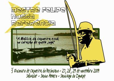 Portal Capoeira 3° Encontro de Capoeira do Recôncavo Eventos - Agenda