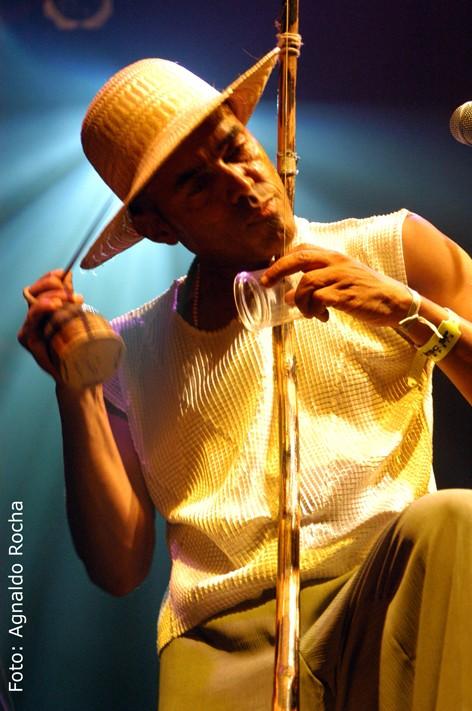 Portal Capoeira Maringá: Dinho Nascimento reinventa os sons Eventos - Agenda