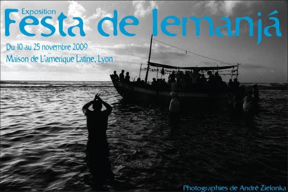 Fotógrafo paranaense expõe na França imagens da Festa de Iemanjá