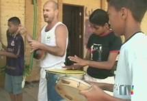 Portal Capoeira Cultura, música e diversão: ONG realiza trabalho social com crianças e jovens em Atibaia Cidadania