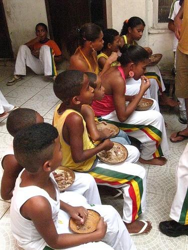 Portal Capoeira Acanne: O samba botou fogo na feijoada! Notícias - Atualidades